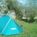 1ère nuit sous tente au Caylar