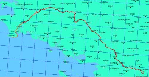 Canal de Nantes à Chateauneuf du Faou plus GR38 et 34.jpg